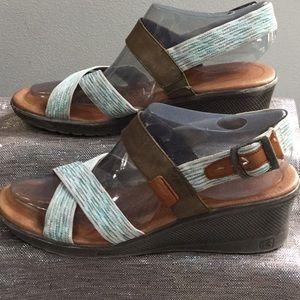 Keens woman's size 10 sandal